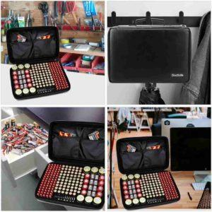 Buy best deluxe battery organizer in US, UK, CA, NZ, AU, FI, GE, DE, GR, HU, IS, IE, IL, IT, NL, NO, PL, PR, ES, SG, SE, CH, TR, UA, AT, BY, BE, HR, CZ with free shipping worldwide.