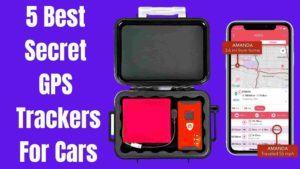 Buy best quality secret GPS tracker for car online on SALE.